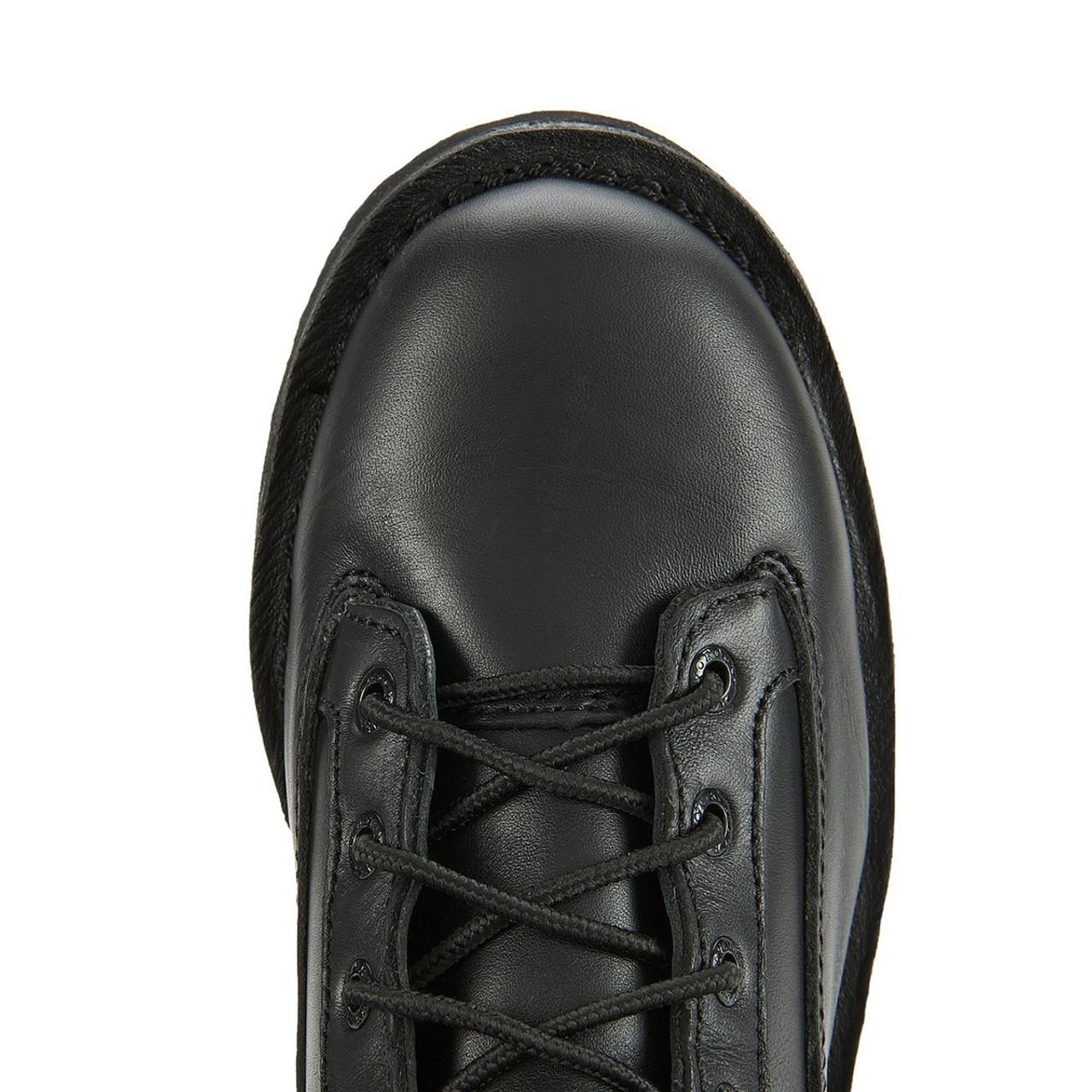 0049ea7d9fe Rocky 2080 Portland Lace-To-Toe Boots BLACK