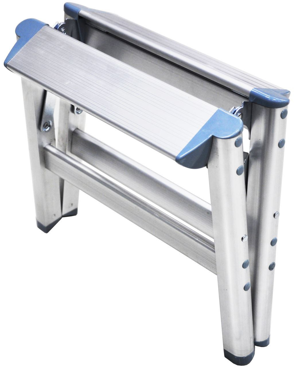 Telesteps 100ss 12 Quot Aluminum Folding Step Stool