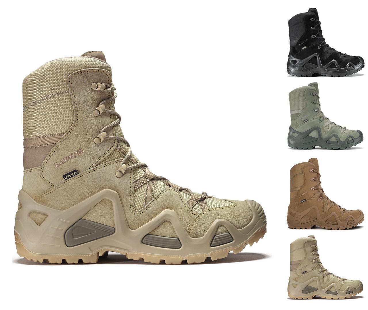 345ded886d8 Lowa Men's Zephyr GTX Hi TF Boots