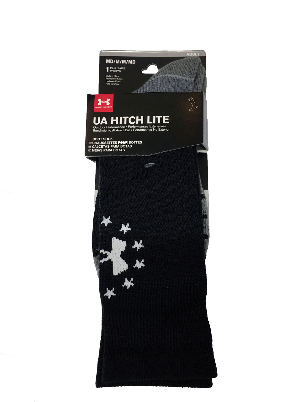 f7c29b466 Under Armour Men's Hitch Lite Boot Socks | Free Shipping on All Orders