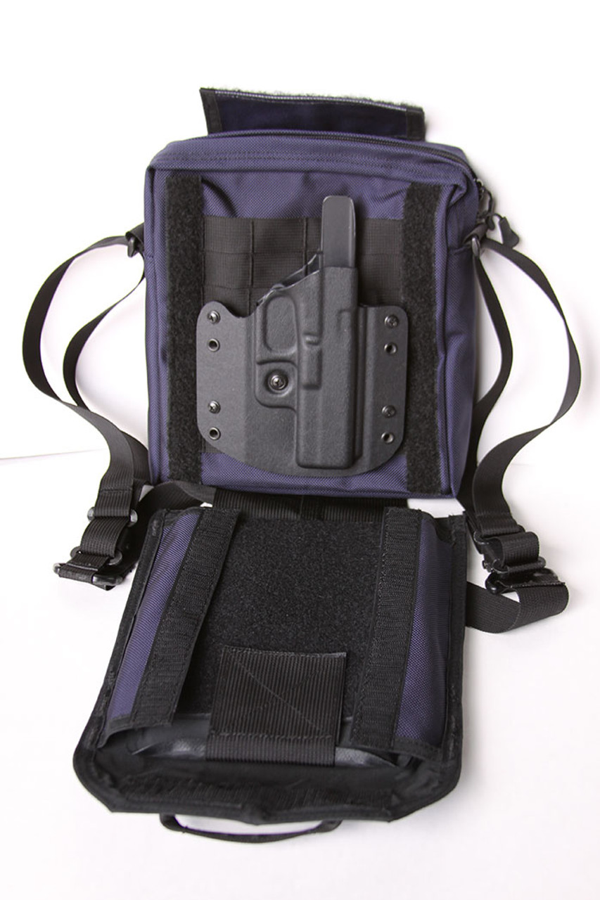 Multi Functional Advanced Tactical Waist Bag for Concealed Gun Carry Fanny Pack