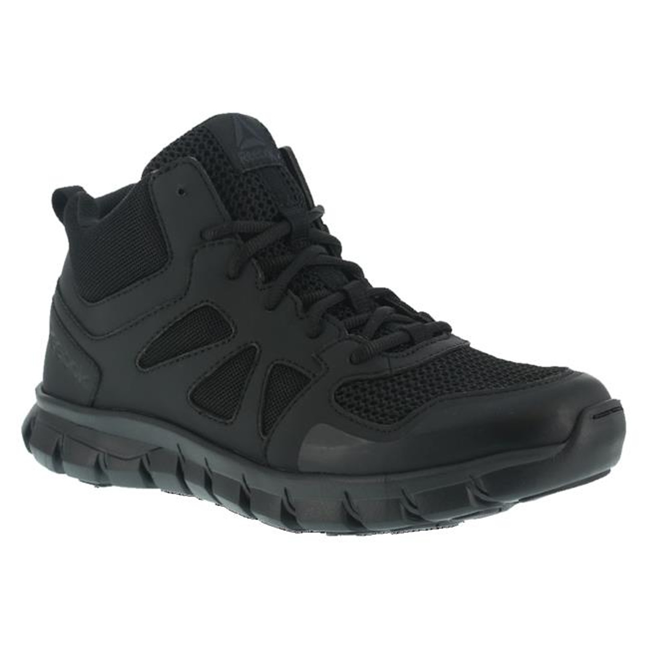 37a58604c62 Reebok RB8405 Men's Sublite Cushion Mid Tactical Boot