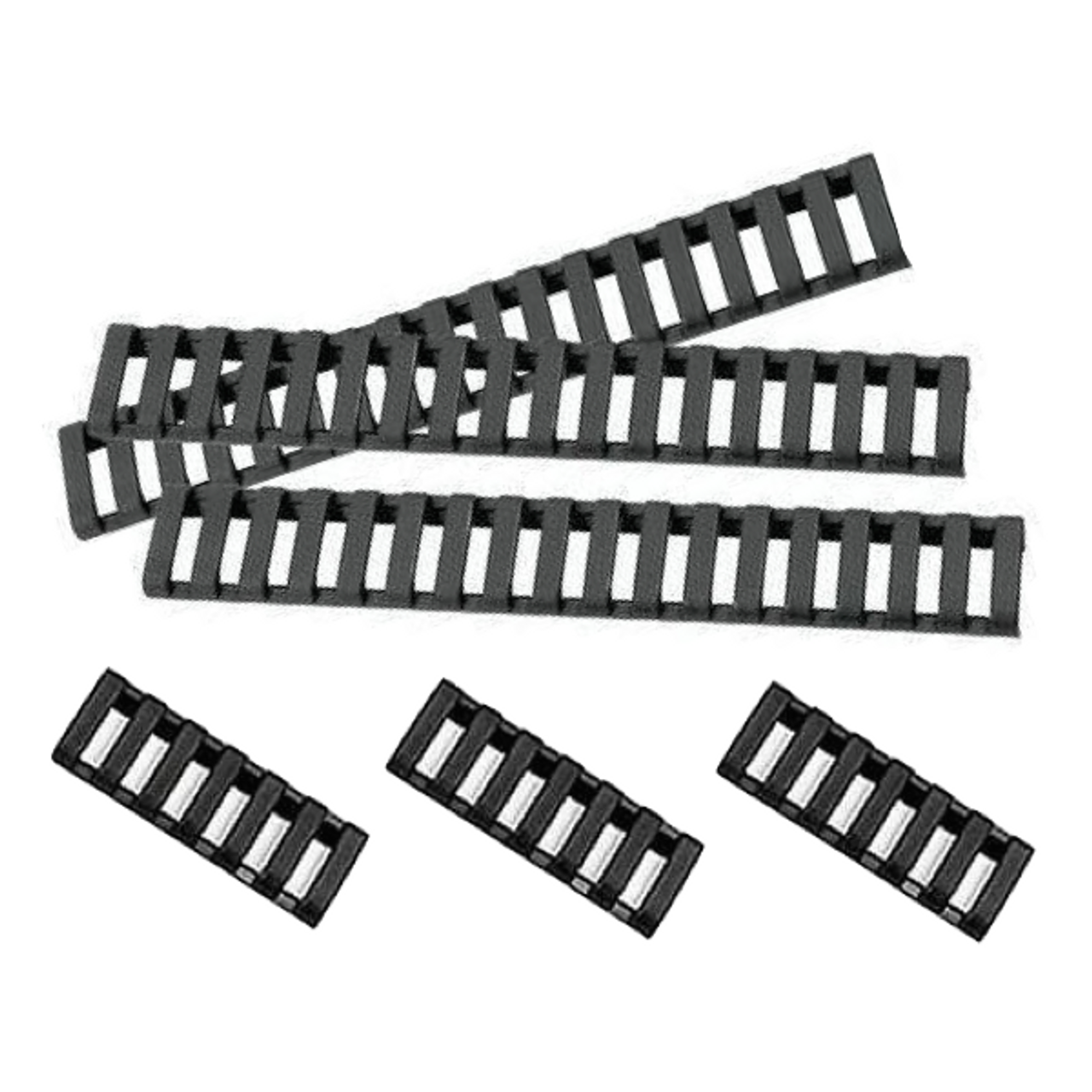 f532e5549ac ... Ergo Low-Pro Ladder Rail Covers - 3 Pack