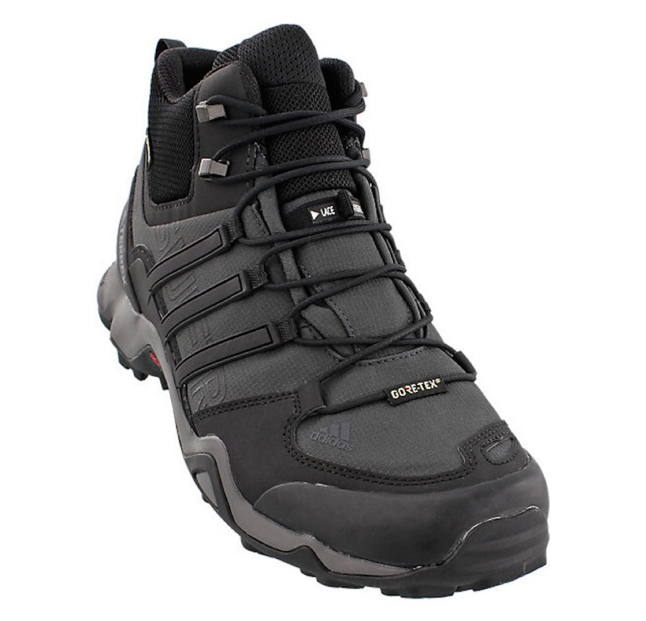 new specials price reduced new arrivals Adidas BB4639 Men's Outdoor Terrex Swift R Mid GTX Hiking Shoes