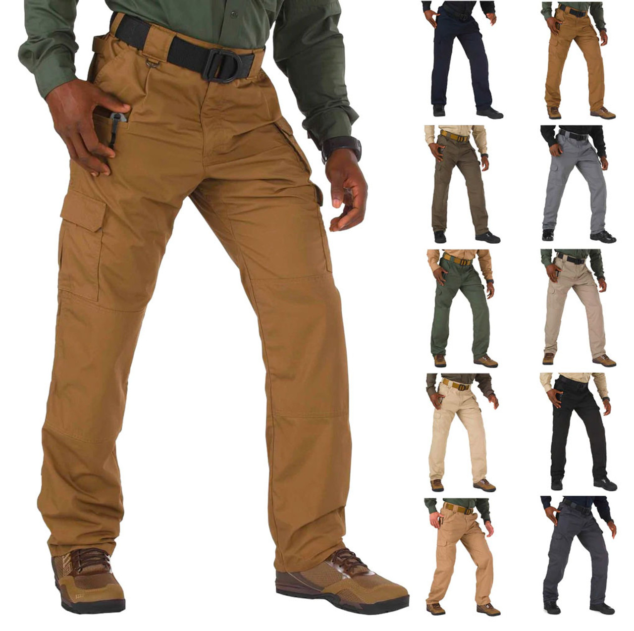 ade012042ee89 5.11 Tactical Poly/Cotton Taclite Pro Pants | Free Shipping on All Orders