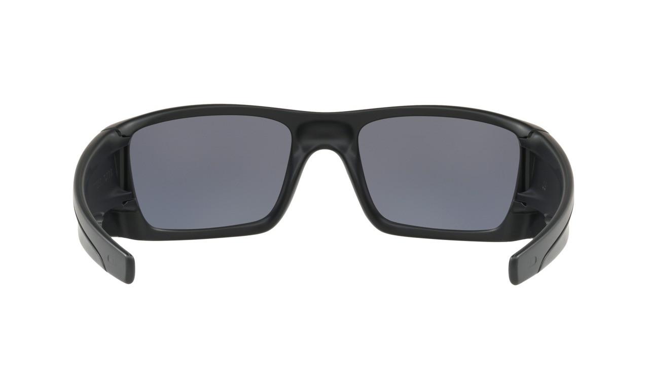 ebbc3be07b299 ... Oakley Men s SI Fuel Cell Matte Black Frame Grey Lenses ...