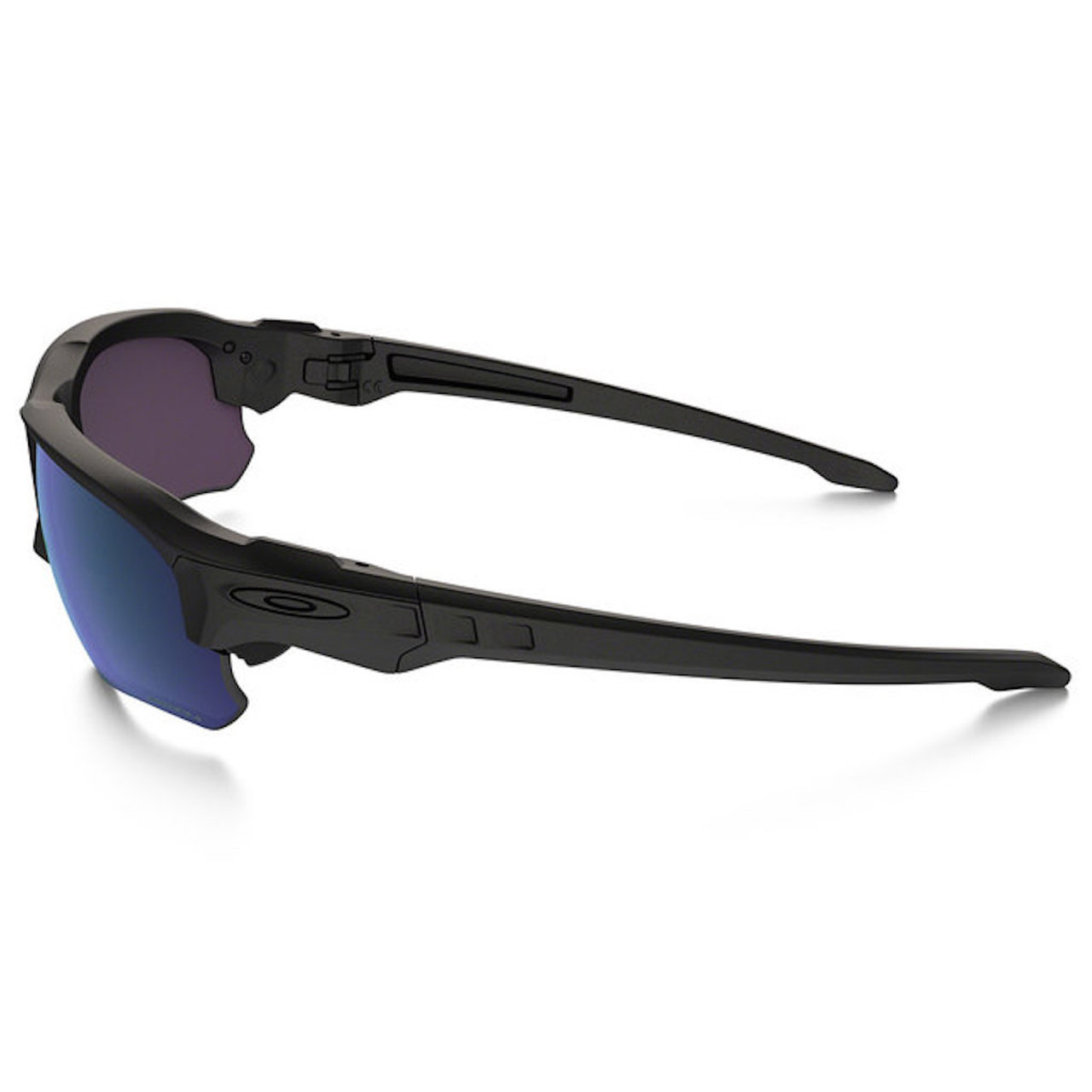 0d6960fd5d ... Oakley Men s Si Speed Jacket Matte Black Frame Prizm Maritime Lenses ...