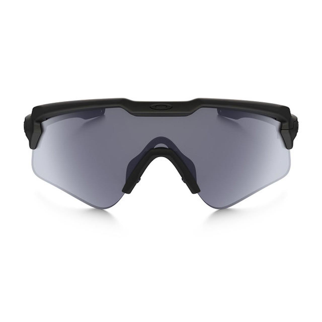 acc7a15ab0 ... Oakley SI Ballistic Alpha Matte Black M Frame Grey Lenses ...