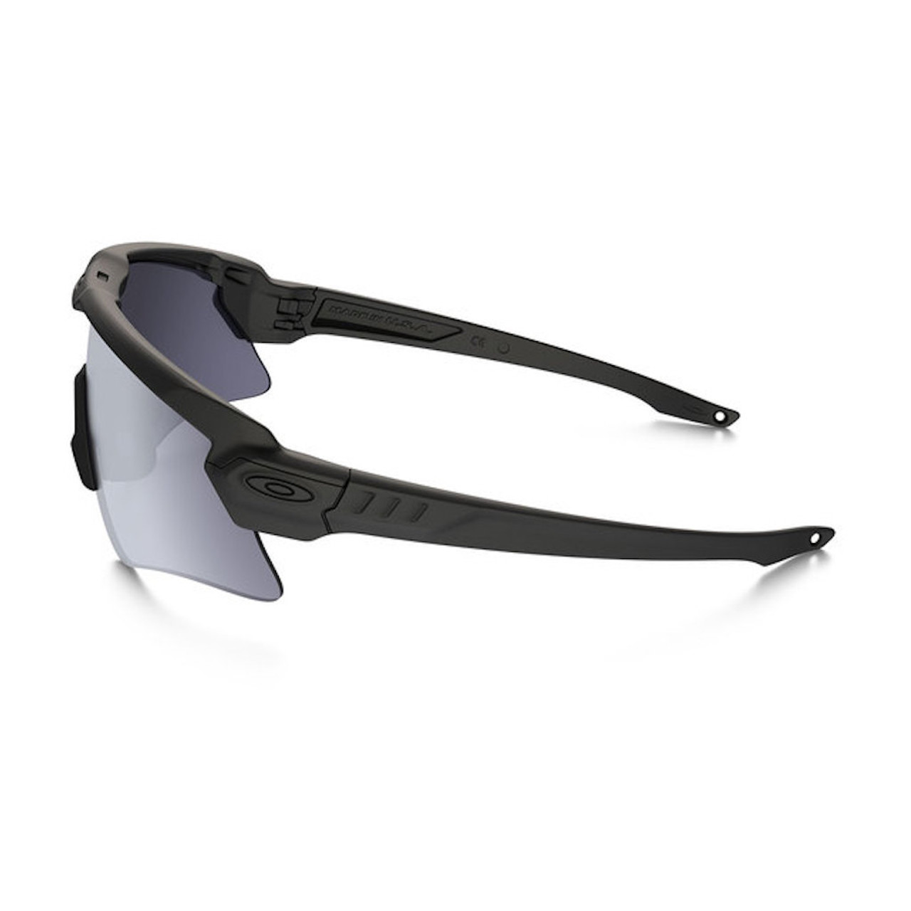 ec67289e02 ... Oakley SI Ballistic Alpha Matte Black M Frame Grey Lenses