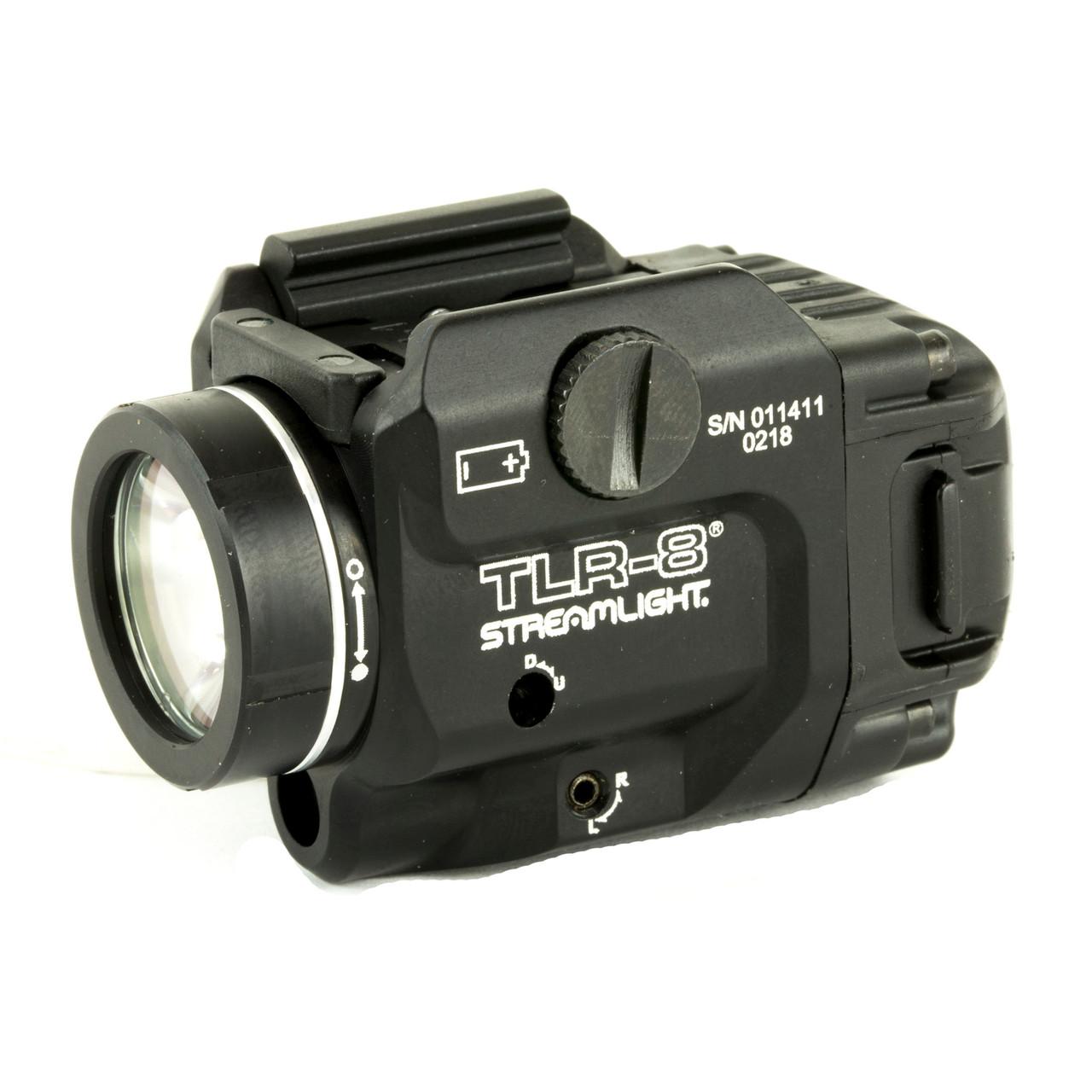 Streamlight Tlr 8 500 Lumen Gun Light Amp Laser Red Green