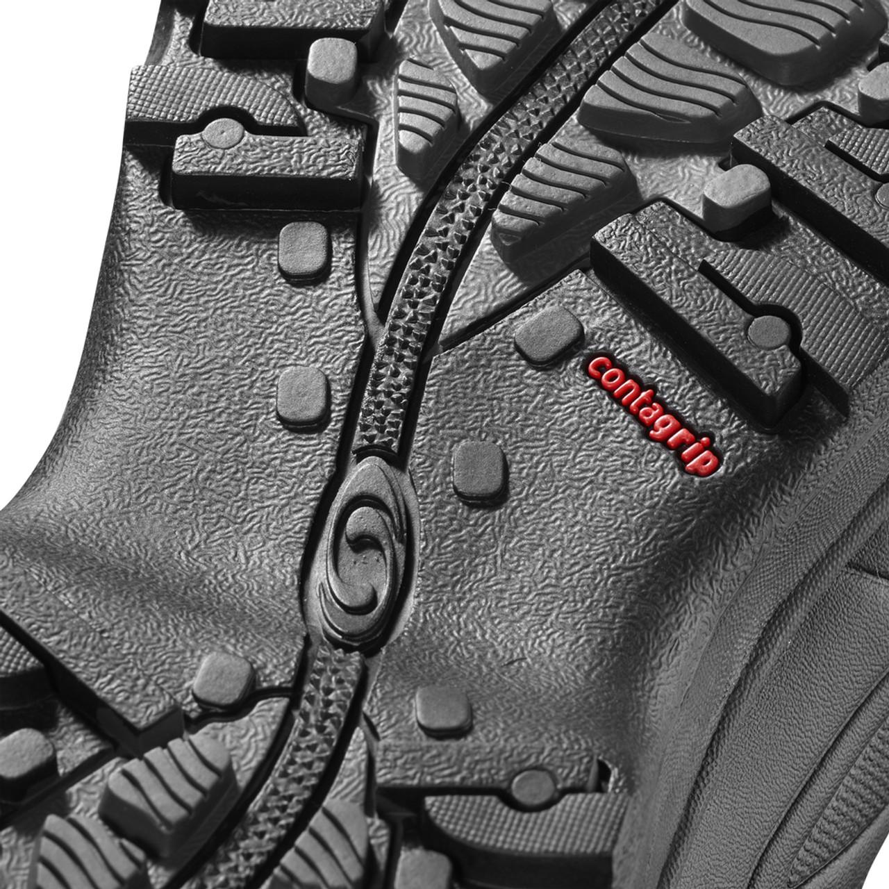 58b27b10e40 Salomon L4016500 Men's Toundra Forces Black Boots