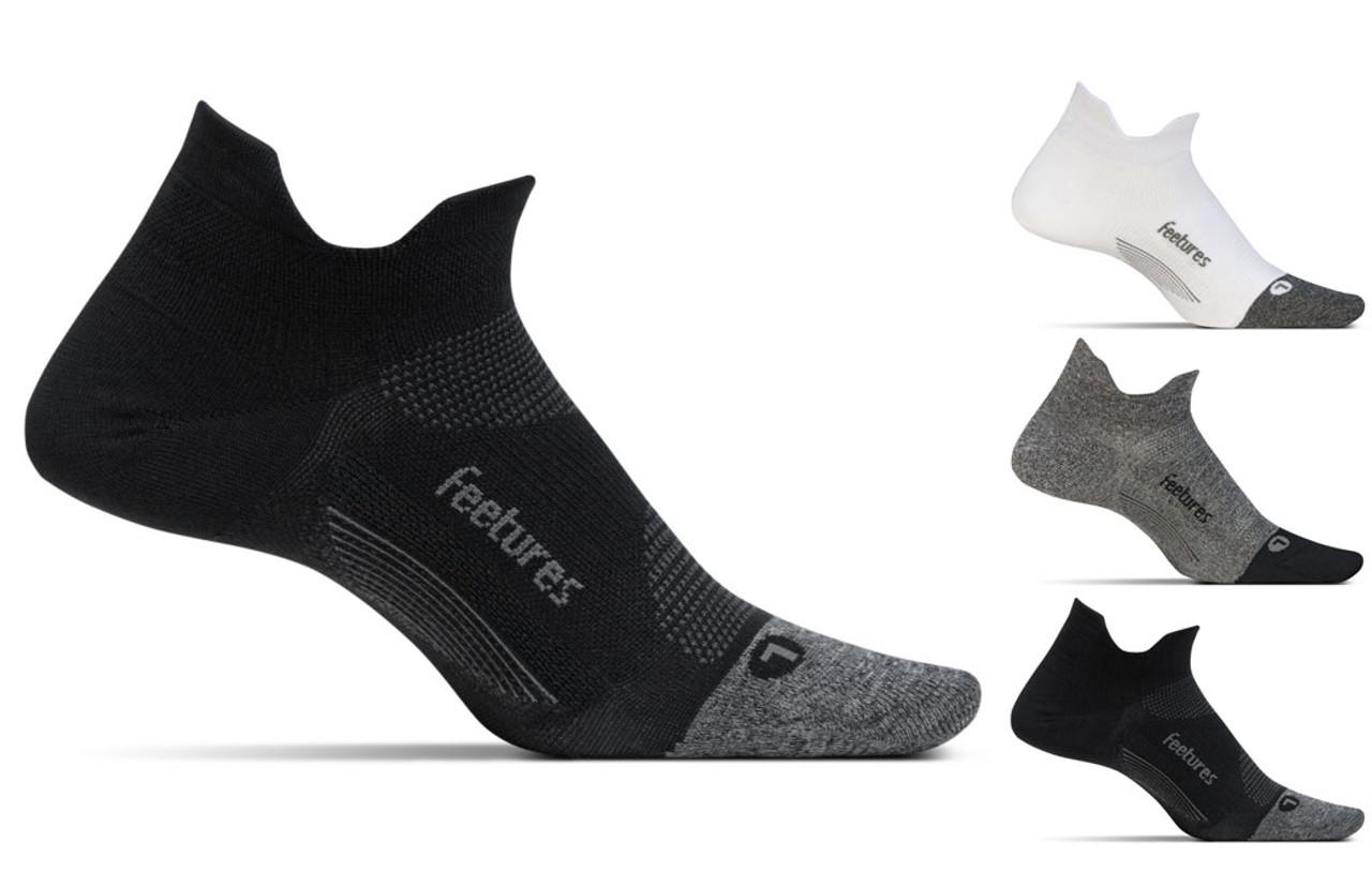 Feetures Elite Ultra Light No Show Tab Night Sky Size L
