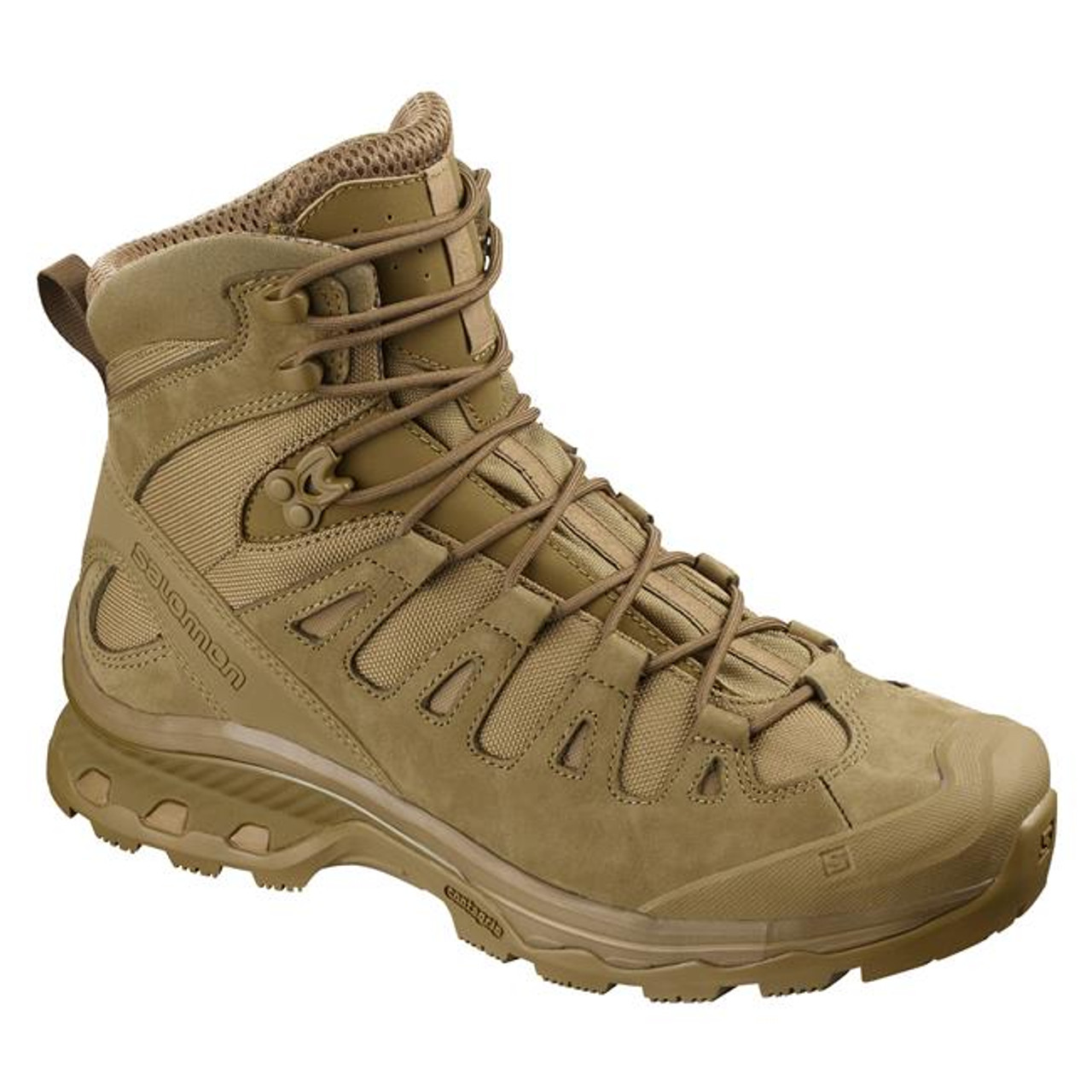 premium selection e077e 8a20e Salomon L40943300 Quest 4D Forces 2 Coyote Brown   Free Shipping on All  Orders