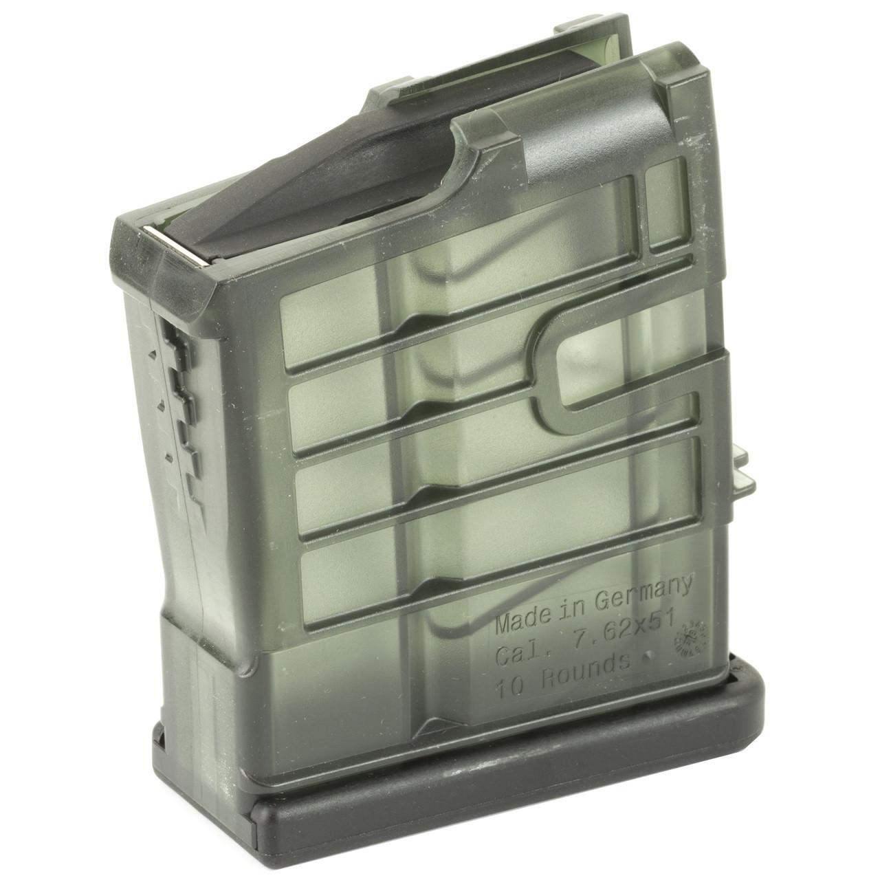 HK MR762  308 7 62mm 10rd Polymer Magazines