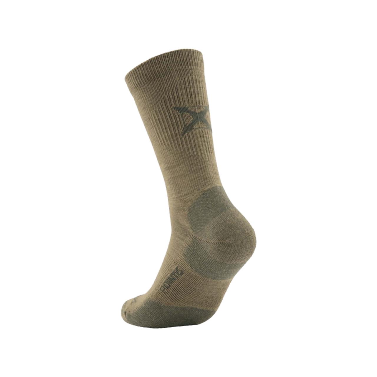 "Vertx Men/'s VaporCore 5/"" Crew Socks"