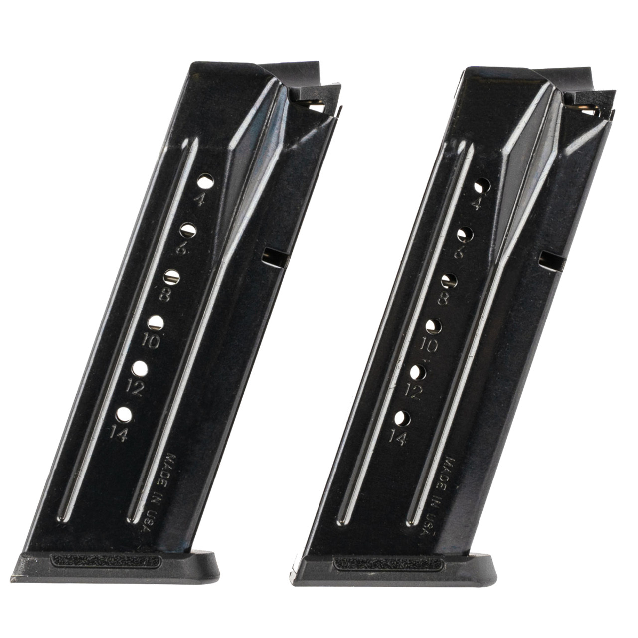 Ruger Security 9 9mm 15rd Magazines 2 Pack
