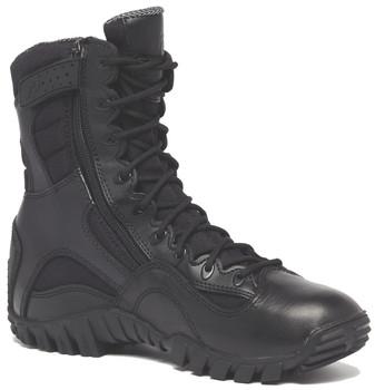 Belleville TR960Z WP KHYBER Lightweight Waterproof Side-Zip Tactical Boots, Black