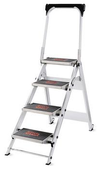 Little Giant Safety Step Stepladder 4 Step