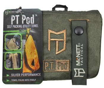 McNett Tactical PT Pods - OD Green