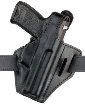 Safariland 328 Pancake Style Belt Holster for Glock 29/30 - Right Hand - Black - Plain