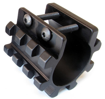 Kley-Zion 3 Rail 5-Position Shotgun Tube Mount