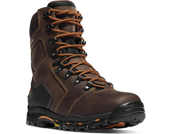 "Danner 13866 Vicious 8"" Brown Boots"