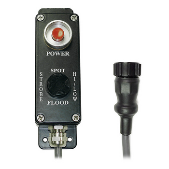 Maxa Beam 25 Ft. Wired Remote Controller with Plastic 8-Pin Connector
