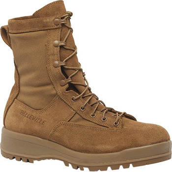 Belleville C795 200g Insulated Waterproof AR 670-1 Compliant Boots, Coyote