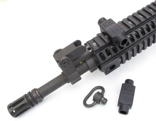 KZ Dual QD Rail Sling Attachments