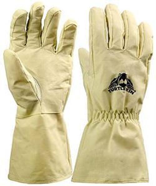 TurtleSkin FullCoverage Natural Plus Gloves