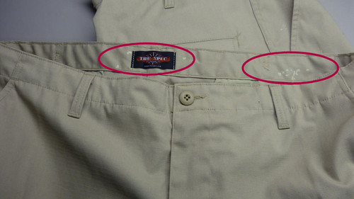 Tru-Spec BDU Shorts Special KHAKI - Factory Seconds on Material Only