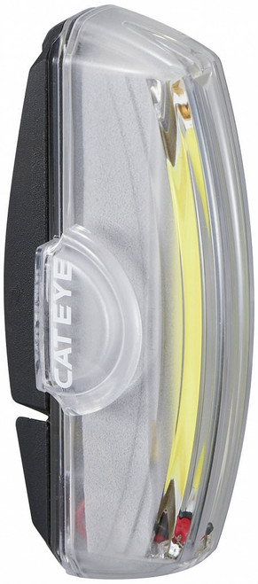 CatEye TL-LD700-F Rapid X Front USB Rechargeable Headlight