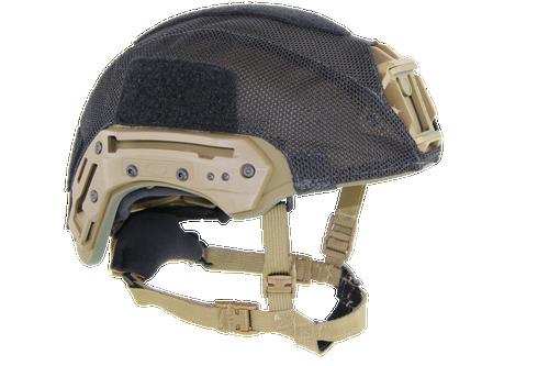 Team Wendy EXFIL LTP/Carbon Mesh Helmet Cover