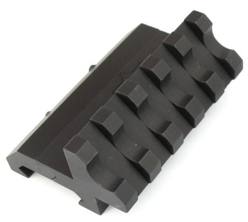 Kley-Zion Dovetail 5-Slots / Single Side Angle Mount