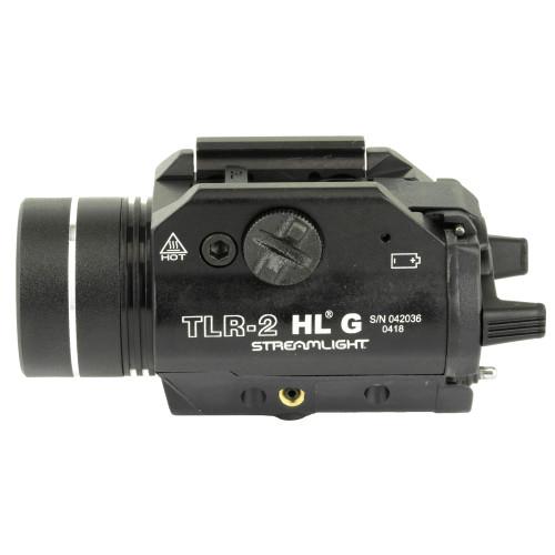 Streamlight TLR-2 HL G Gun Lights w/ Green Laser