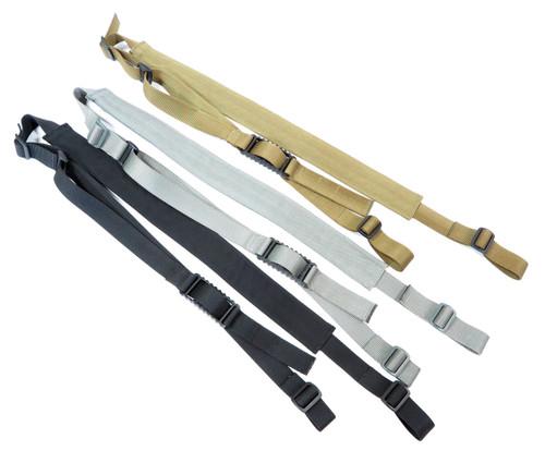 KZ Quick Adjust Slings Wide Shoulder Strap & Pull Tab