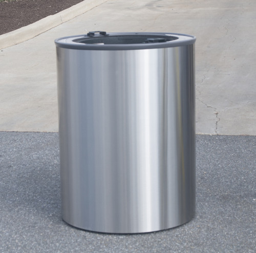Blast Containment Trash Can