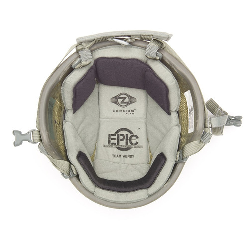 Team Wendy EPIC Combat Helmet Liner Systems