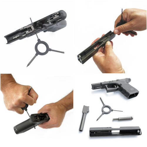 Battle Steel Punch-Tool / Glock Disassembly Tool
