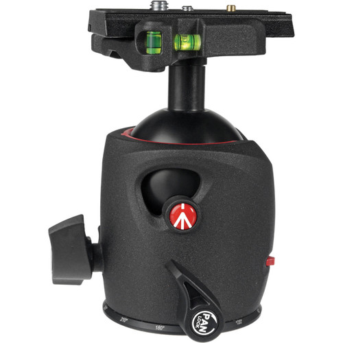 Manfrotto MH057M0-Q5 Magnesium Ball Head w/Quick Release Plate