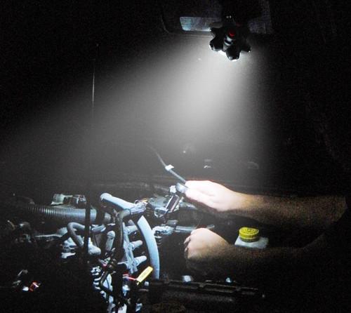 Striker Light Mine Professional Flashlight