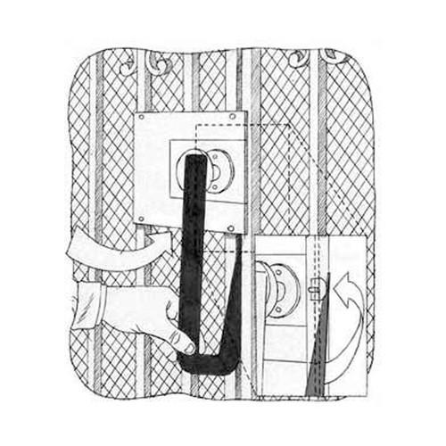 Zak Tool ZT63 Tactical Gate Pass Kit 2/Pack