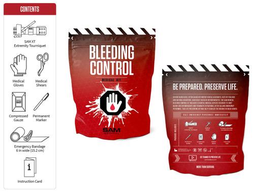 Sam Medical Bleeding Control Kits