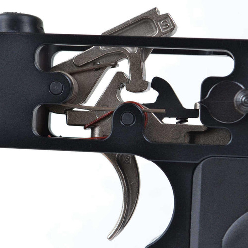 1005 Tactical 2-Stage AR15/M4 NiB-X Nickel Boron Trigger Assembly