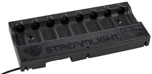 Streamlight 18650 USB Battery Bank Charger w/Batteries 12V DC