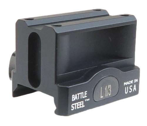 Battle Steel Trijicon MRO Mounts Lower 1/3