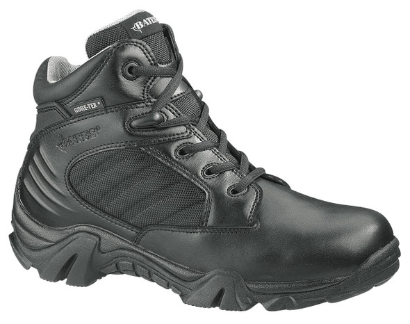 "Bates E02766 Black 4"" Lightweight Waterproof Women's Boots"
