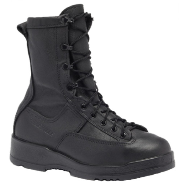 "Belleville 880 ST 8"" Insulated Waterproof Steel Toe Black Boots"