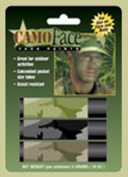 Camo Face