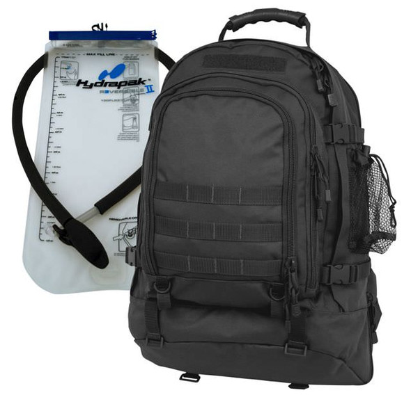 Code Alpha TAC Pack, 3 Day 100 oz. Hydration Backpack